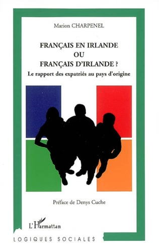Couverture Français en Irlande ou Français d'Irlande ?