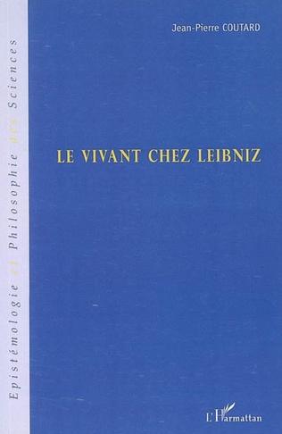 Couverture Le vivant chez Leibniz