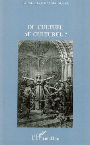 Couverture Du cultuel au culturel ?