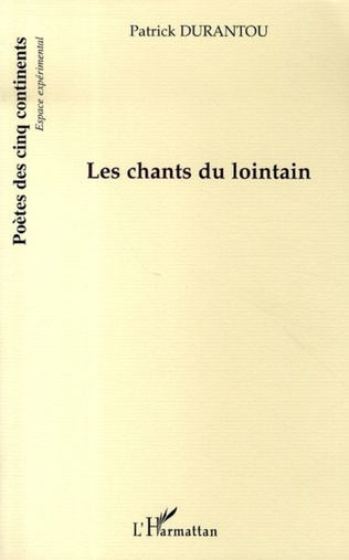 Couverture Les chants du lointain
