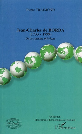 Couverture Jean-Charles de Borda