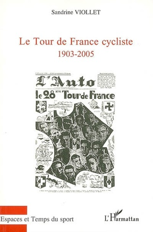 Couverture Le Tour de France cycliste