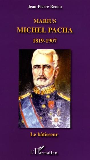 Couverture Marius Michel Pacha (1819-1907)