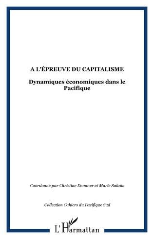 Couverture A l'épreuve du capitalisme