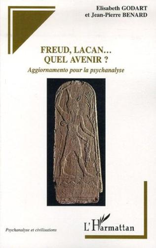 Couverture Freud, Lacan... quel avenir?