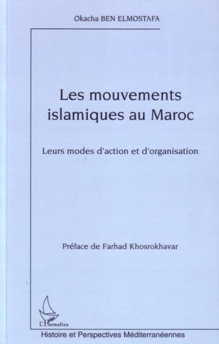 Couverture Les mouvements islamistes au Maroc