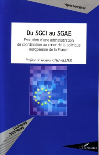 Couverture Du SGCI au SGAE