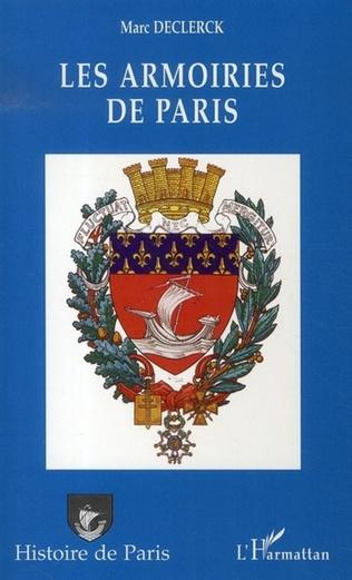 Couverture Les armoiries de Paris