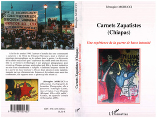 Couverture Carnets Zapatistes