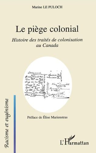 Couverture Le piège colonial