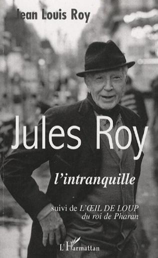 Couverture Jules Roy