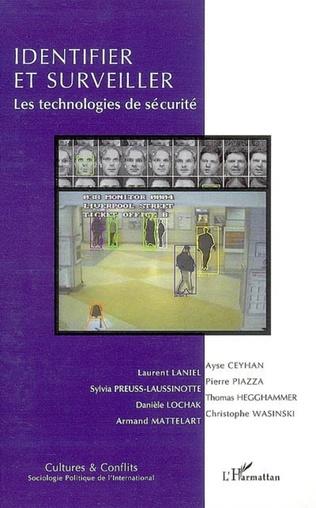 Couverture Bases de données personnelles et politiques de sécurité -