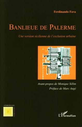 Couverture Banlieue de Palerme