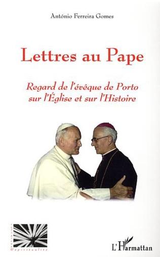 Couverture Lettres au Pape