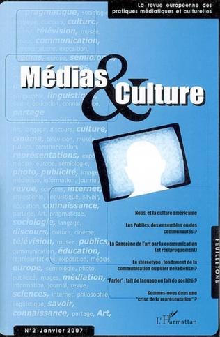 Couverture Médias et culture 2