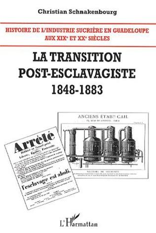 Couverture Histoire de l'industrie sucrière en Guadeloupe aux XIX° et XX° siècles