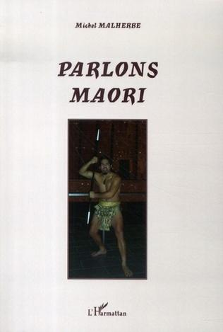 Couverture Parlons Maori