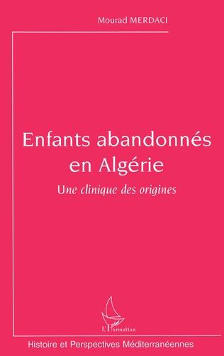 Couverture Enfants abandonnés en Algérie