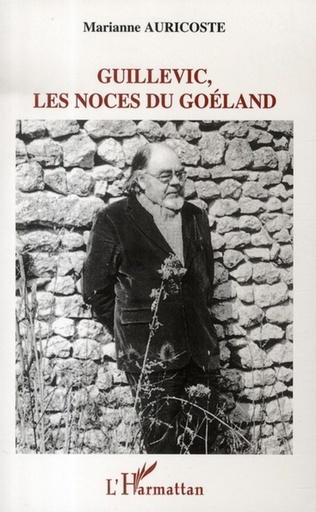 Couverture Guillevic, les noces du Goéland