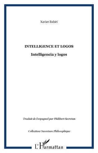 Couverture Intelligence et logos
