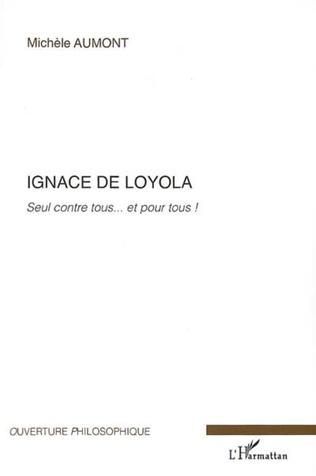 Couverture Ignace de Loyola