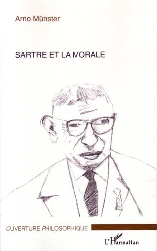 Couverture Sartre et la morale