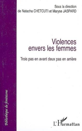 Couverture Violences envers les femmes