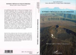 Couverture Mondes créoles et francophones