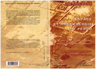 Couverture Espace et archéologie au Pérou