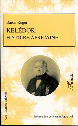 Couverture Kelédor, histoire africaine