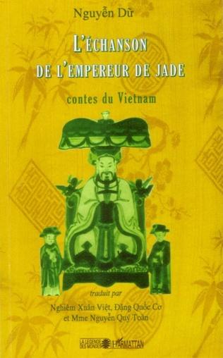 Couverture L'échanson de l'empereur de Jade