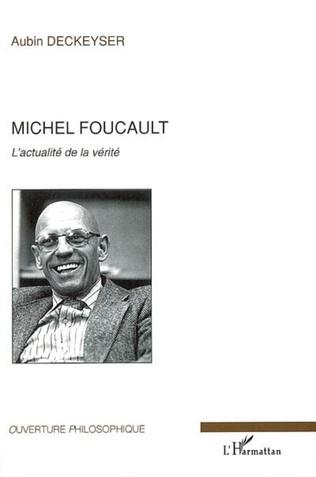 Couverture Michel Foucault