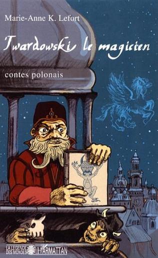 Couverture Twardowski le magicien
