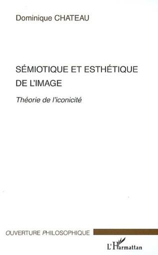Couverture Sémiotique et esthétique de l'image