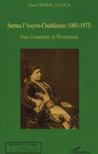 Couverture Surma l'Assyro-Chaldéenne (1883-1975)
