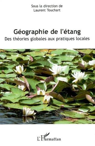 Couverture Géographie de l'étang