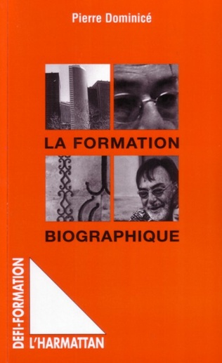 Couverture La formation biographique