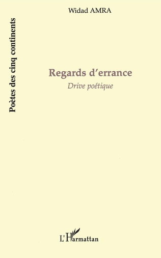 Couverture Regards d'errance