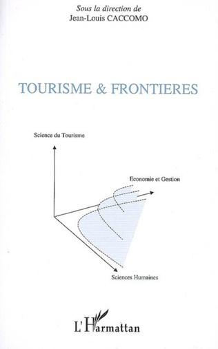 Couverture Tourisme et frontières