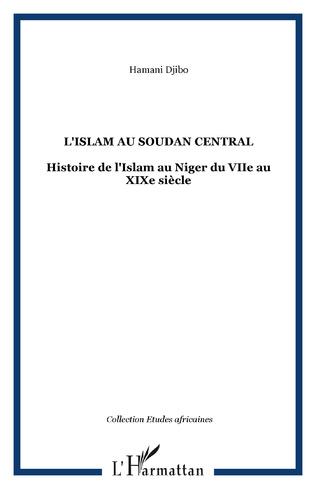 Couverture L'Islam au Soudan Central
