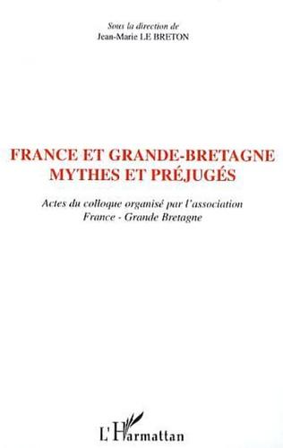 Couverture France et Grande-Bretagne