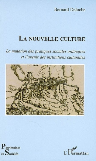 Couverture La nouvelle culture