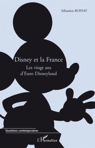 Couverture Disney et la France