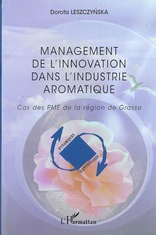 Couverture Management de l'innovation dans l'industrie aromatique