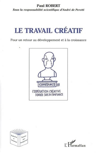 Couverture Le travail créatif