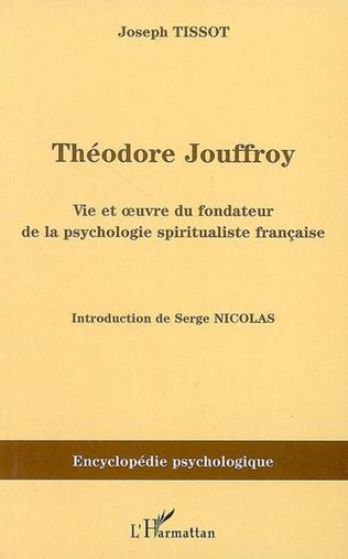 Couverture Théodore Jouffroy