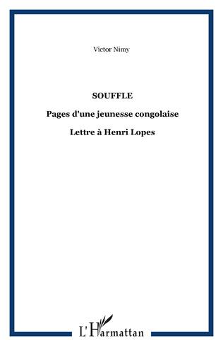 Couverture Souffle