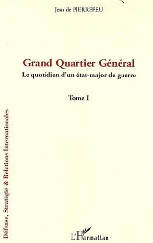 Couverture Grand Quartier Général