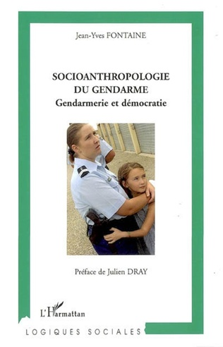 Couverture Socioanthropologie du gendarme