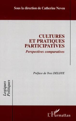 Couverture Cultures et pratiques participatives